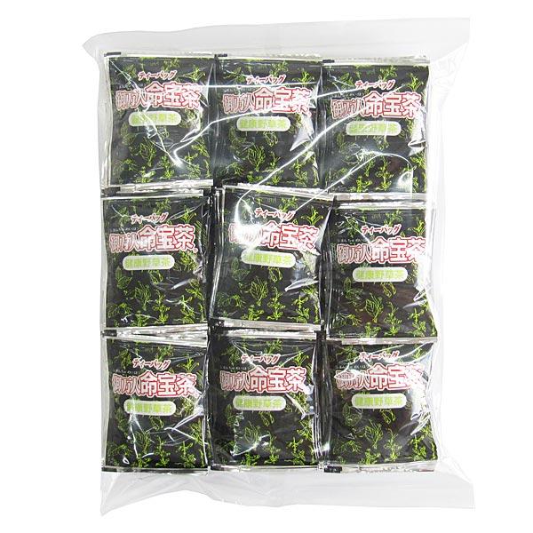 御万人 命宝茶 100包入り 13種のブレンド健康茶