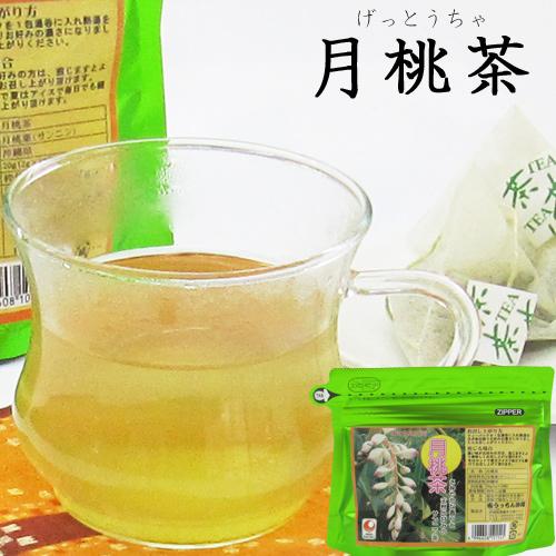 月桃茶 10包入 ティーバッグ 沖縄産ゲットウ使用(小)