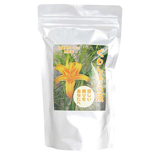 くゎんそう茶 30包入り ティーバッグ 沖縄県産クワンソウ使用