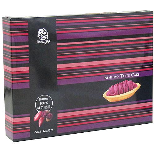 ナンポーのべにいもたると 12個入り 沖縄産紅芋使用した人気のタルト