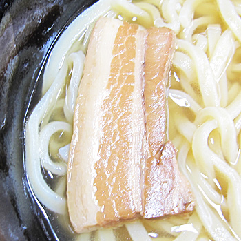 麺が自慢の沖縄そば(3人前) 生めん(箱入り) 味付三枚肉付き ひまわり総合食品