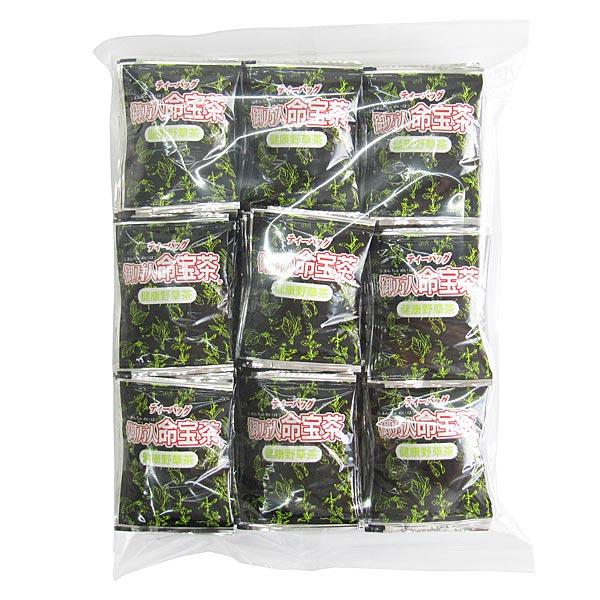 御万人 命宝茶 100包入り×2袋 13種のブレンド健康茶 送料無料