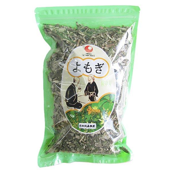 ヨモギ茶 100g×5袋 沖縄産ヨモギ使用 比嘉製茶 送料無料