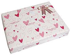バレンタインチョコ パインチョコちんすこう5箱セット
