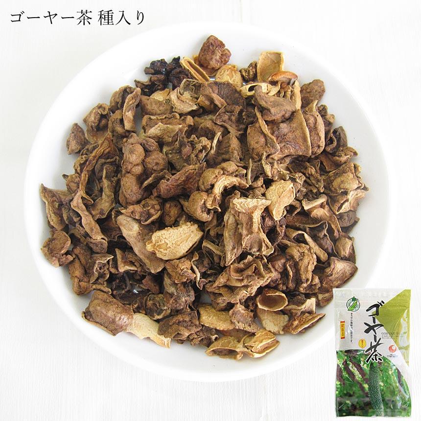 ゴーヤー茶 20g×2袋 種入り バラタイプ ベトナム産 ゴーヤ