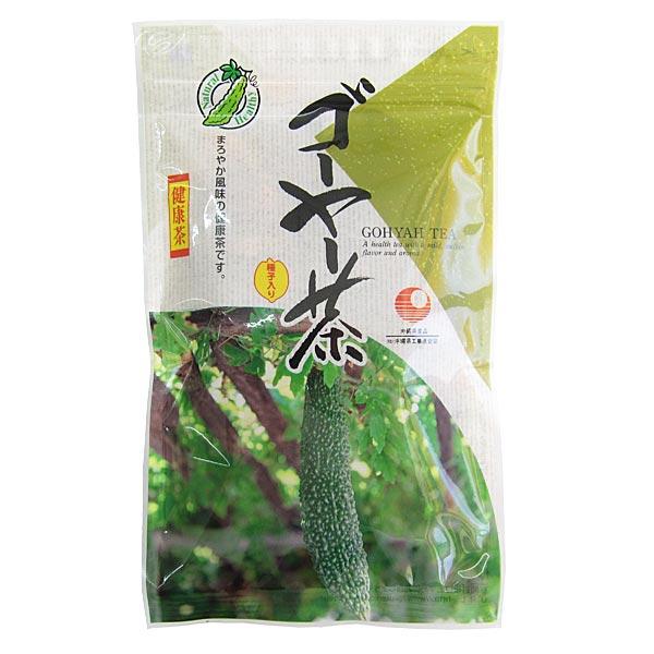 ゴーヤー茶 20g×4袋 種入り バラタイプ ベトナム産 ゴーヤ