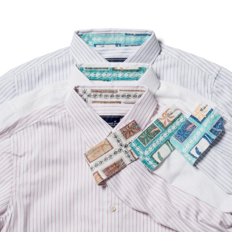 アロハシャツ かりゆしウェア メンズ(男性用)「Joyful」全3色 人気アロハがリニューアル! 長袖 大きいサイズあり 沖縄結婚式にアロハシャツ 【メール便利用で送料無料】