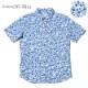 かりゆしウェア メンズ アロハシャツ 沖縄版 かりゆし ココナッツジュース シャツ 結婚式 Tropico Dolphin 全3色  ボタンダウンシャツ 半袖  大きいサイズあり メール便利用で送料無料
