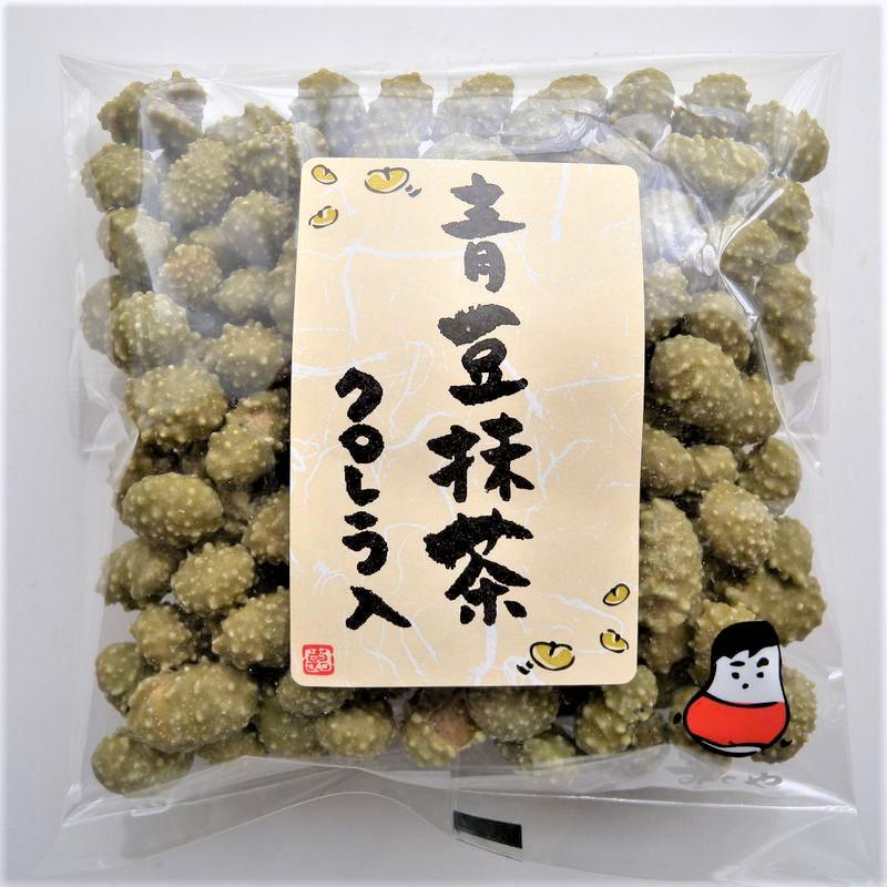 健太豆 青豆抹茶(100g)