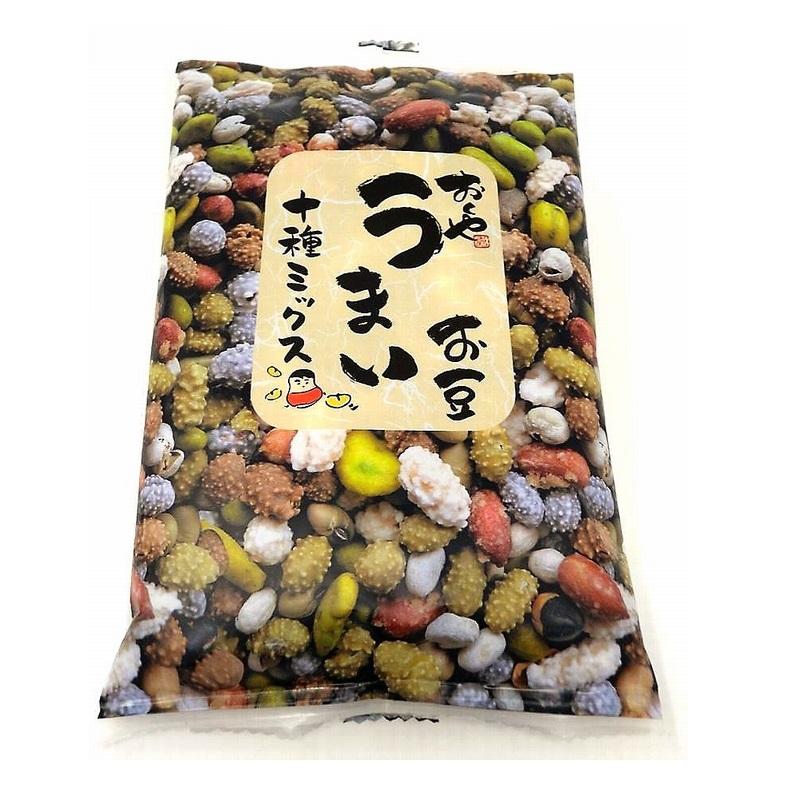 健太豆 10種ミックス うまいお豆(140g)