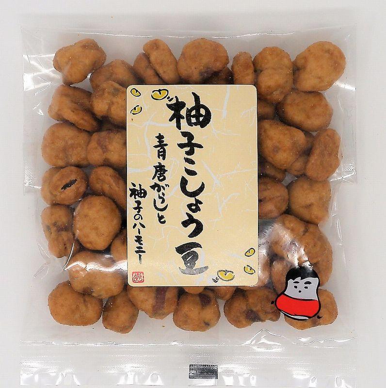 健太豆 柚子こしょう豆(90g)