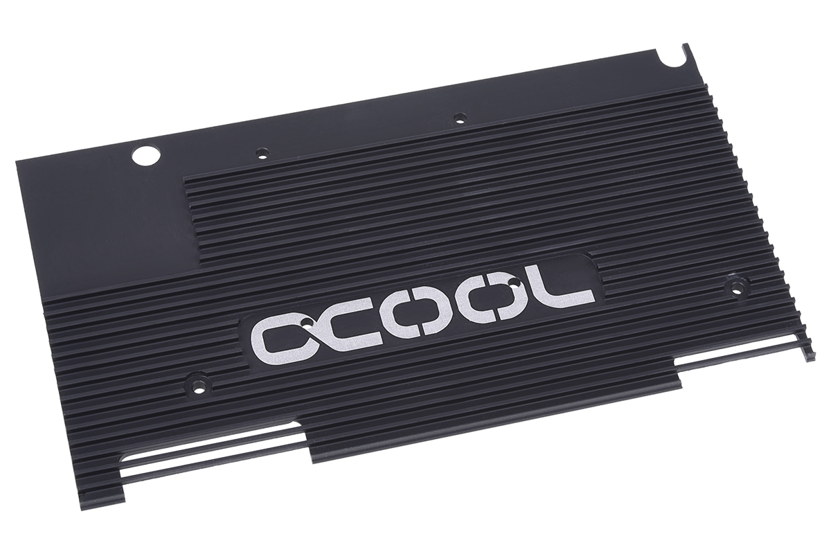 Alphacool Eiswolf GPX Pro - Nvidia Geforce GTX 1080Ti Pro M23 - incl. backplate