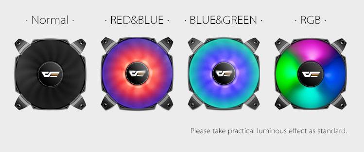 DARKSTORM ZR-12RGB-PWM  (LEDあり : アドレッサブルRGB PWM)