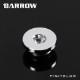 BARROW Ultra-thin Inner six angle Stop Plug Fitting Shiny silver
