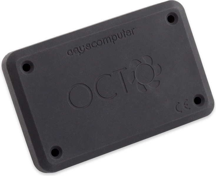 aquacomputer OCTO fan controller for PWM fans