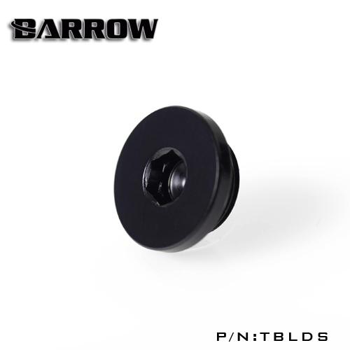 BARROW Ultra-thin Inner six angle Stop Plug Fitting Black