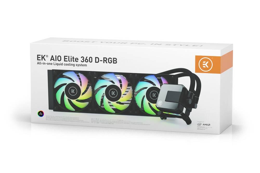 EK WaterBlocks EK-AIO Elite 360 D-RGB