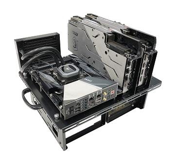 親和産業 2WAY ベンチテーブル EATX (SMZ-2WBT-EATX)