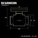 Barrow Mini Water stop valve Gold