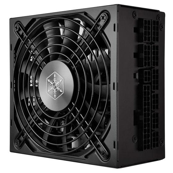 【取寄せ商品:通常納期3〜4営業日】 SilverStone SX1000 Platinum (SST-SX1000-LPT)