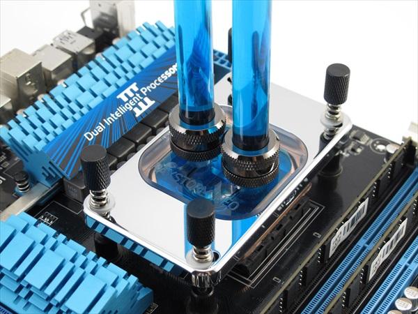 【取寄せ商品:通常納期約1週間】 XSPC RayStorm Neo (AMD AM4) Chrome