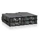 ToughArmor MB699VP-B 2.5インチ NVMe U.2 SSD 4台用 ICYDOCK