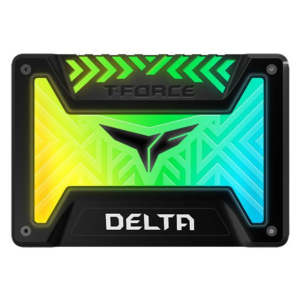 Team T253TR001T3C313 1TB DELTA RGB SSD マグニフィセントバージョン