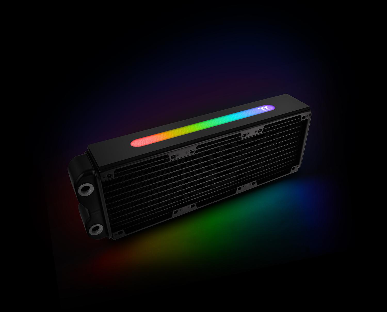 Pacific M360 Plus D5 Hard Tube RGB Water Cooling Kitt (CL-W218-CU00SW-A)