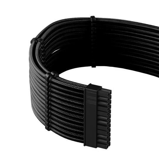 CableMod PRO ModMesh C-Series AXi, HXi & RM Cable Kit - BLACK (CM-PCSI-FKIT-NKK-R)