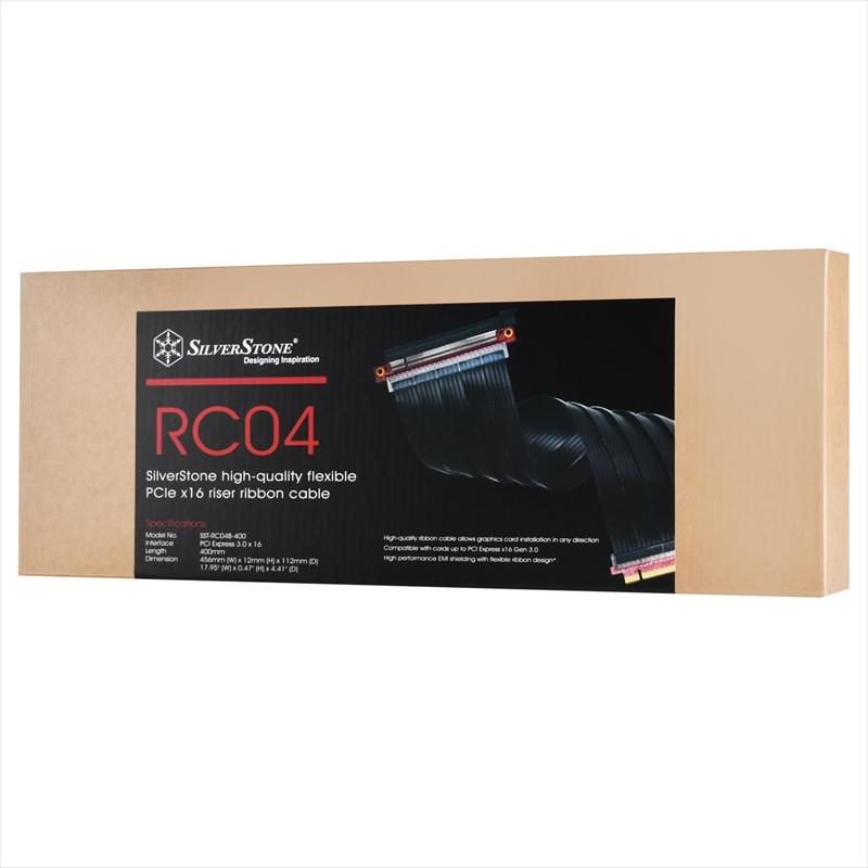 SilverStone SST-RC04B-400