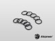 Bitspower O-Ring Set For Multi-Link OD 16MM Adapter (10PCS)