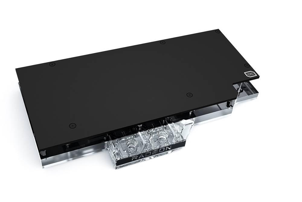 Alphacool Eisblock Aurora Acryl GPX-A Radeon RX 6800XT/6900XT Nitro+ with Backplate