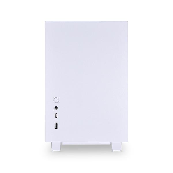 【取寄せ商品:要納期確認】 Lian Li Q58 PCIe 3.0/WHITE