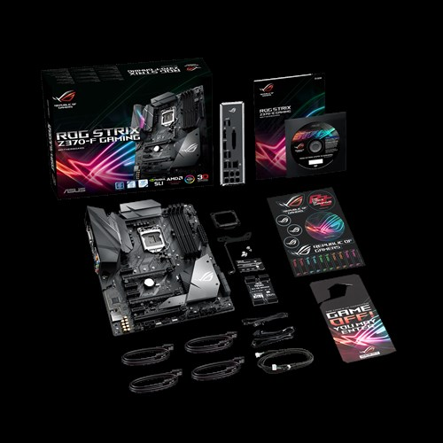 ASUS ROG STRIX Z370-F GAMING (INTEL Z370/LGA1151/ATX)