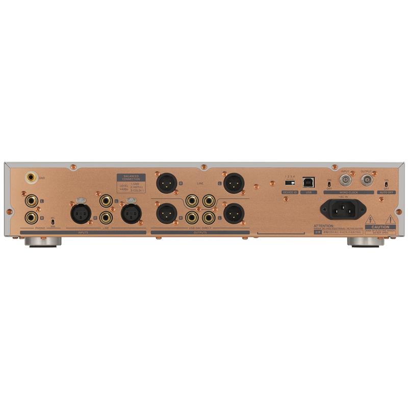 KORG Nu I 1bit USB DAC/ADC +PREAMP