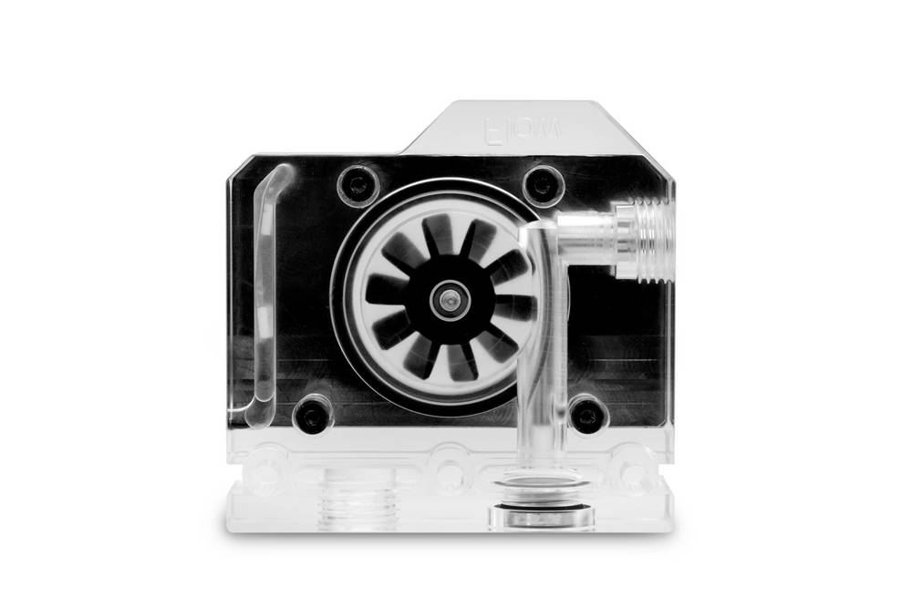 EK WaterBlocks EK-Quantum Flow Indicator D-RGB - Nickel