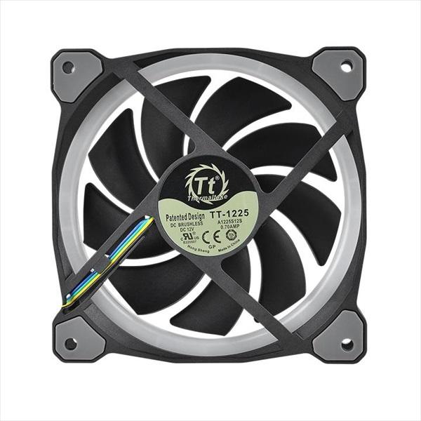Thermaltake Riing Plus 14 RGB Radiator Fan TT Premium Edition -3Pack- (CL-F056-PL14SW-A)