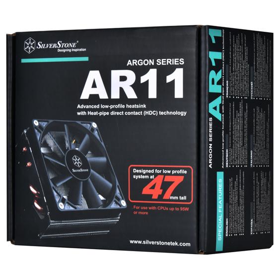 SilverStone Argonシリーズ AR11