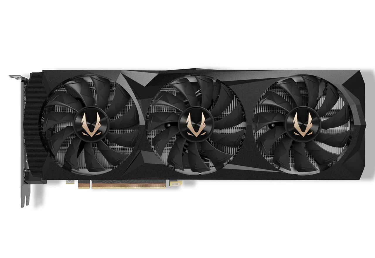 【取寄せ商品:要納期確認】 ZOTAC GAMING GeForce RTX 2080 Ti AMP Edition