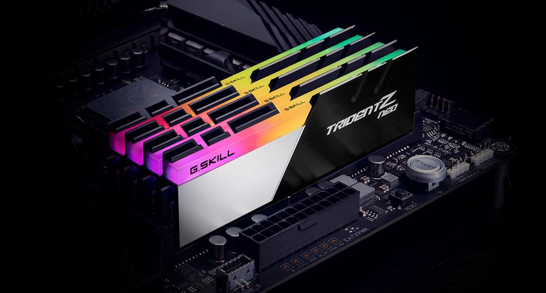 G.SKILL Trident Z Neo DDR4-3600 8GBx4 (F4-3600C18Q-32GTZN)