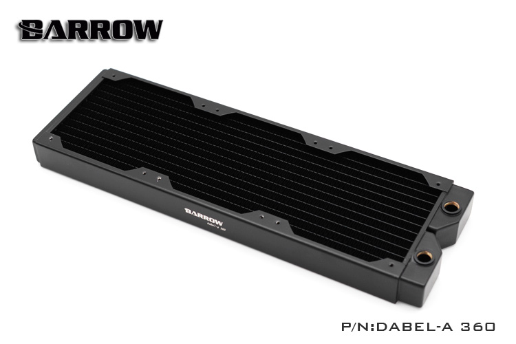 Barrow Dabel-a series Radiator 360 (Thick:34MM)