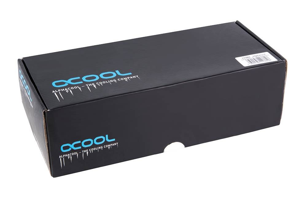 Alphacool Eisbaer LT92 CPU - black (without Fan)
