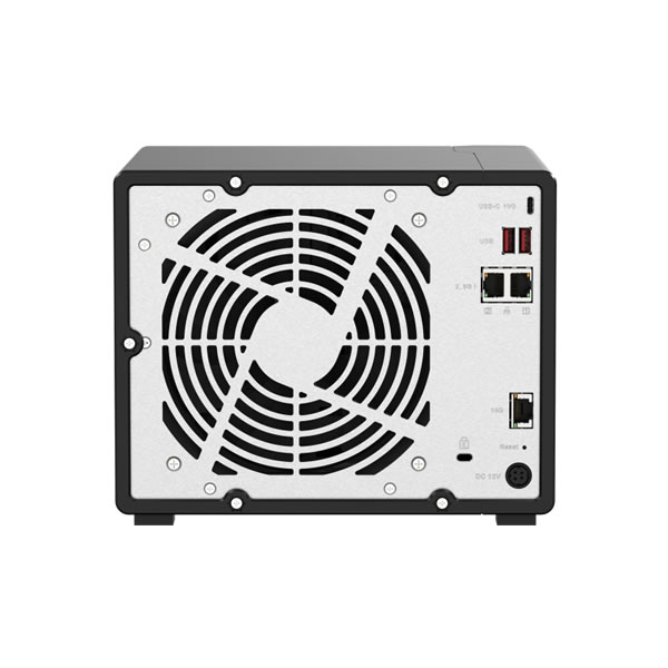 QNAP TS-h973AX 2.5/10GbE 2.5/3.5インチ 5台、2.5インチ 4台搭載可能