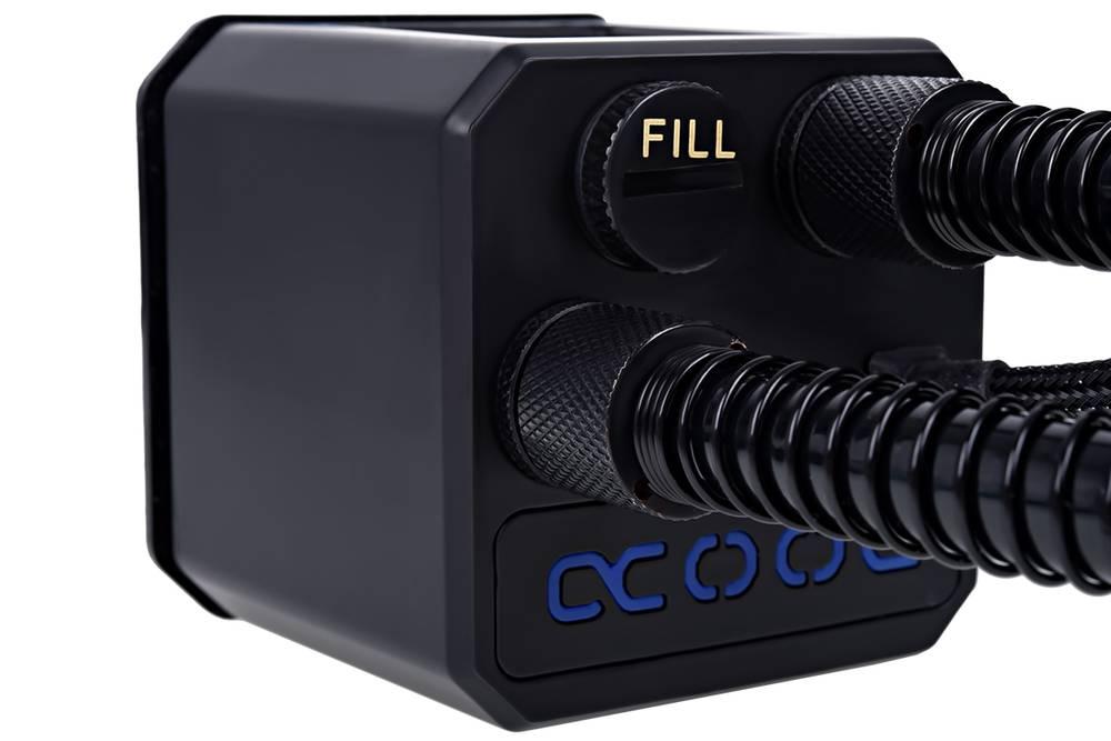Alphacool Eisbaer 200 CPU - black