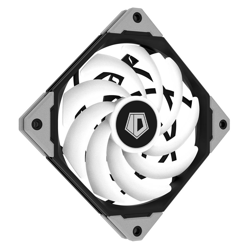 ID-COOLING NO-12015-XT-ARGB 厚さ15mm ARGB LED 12cm PWMファン