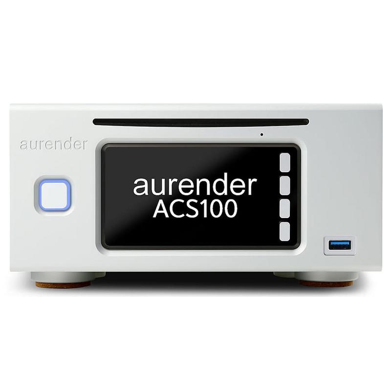 aurender ACS100 CDリッピングサーバー/ストリーマー