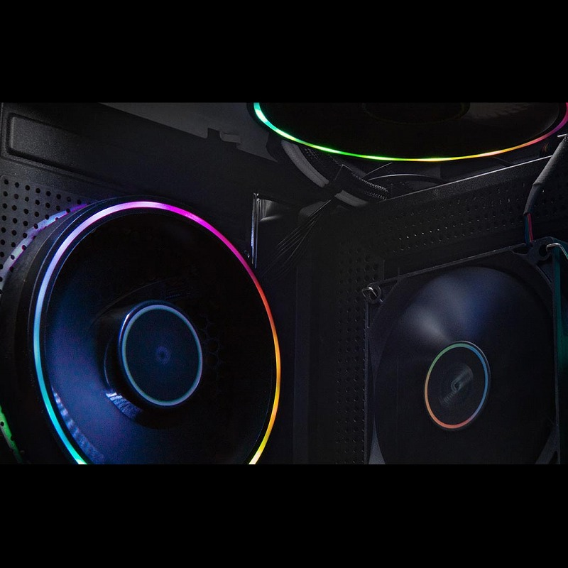 CRYORIG Crona S RGB 1Fan Pack