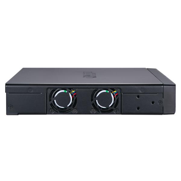 QNAP QSW-M1208-8C 12ポート 10GbEマネージドスイッチ