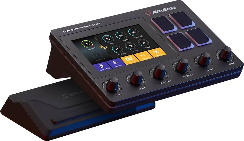 AVerMedia Live Streamer NEXUS - AX310