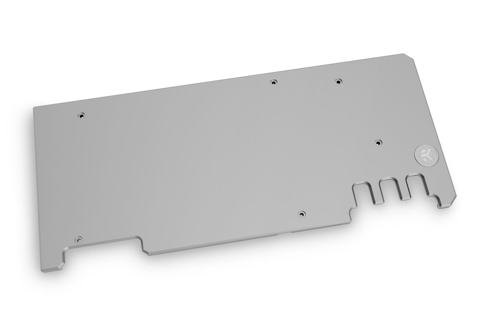 EK WaterBlocks EK-Quantum Vector Xtreme RTX 3080/3090 Backplate - Nickel
